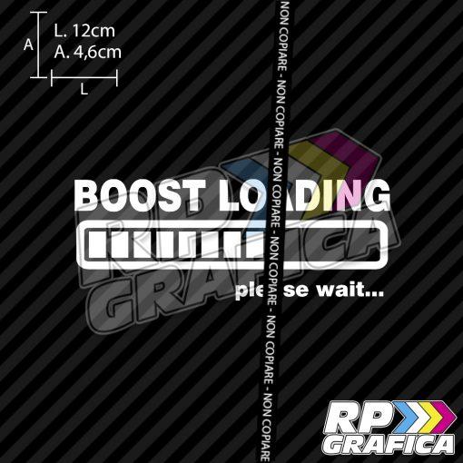 Boost loading, please wait