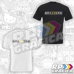 Maglietta T-Shirt Brazzers