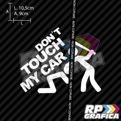 Don't Touch My Car
