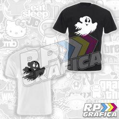 Maglietta T-Shirt Fantasma