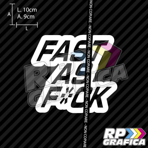 Fast as fuck
