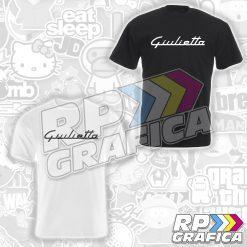 Maglietta T-Shirt Alfa Romeo Giulietta