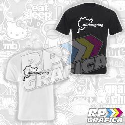 Maglietta T-Shirt Nurburgring
