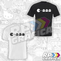 Maglietta T-Shirt Pac Man