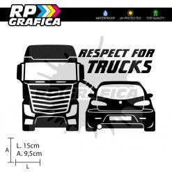 Respect for Trucks Alfa 147