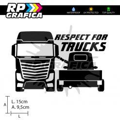 Respect for Trucks Ape Car