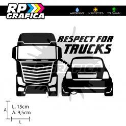 Respect for Trucks Fiat 500